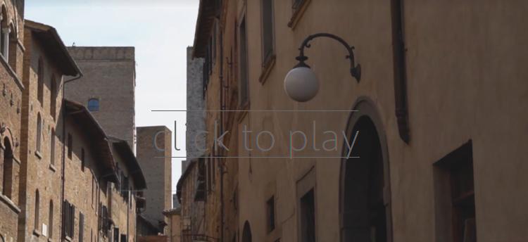 video San Gimignano